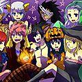 Fairy Tail Halloween 2015