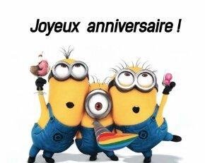 Joyeux Anniversaire Axelouuuu Le Blog Des Siphonnes Du Bulbe