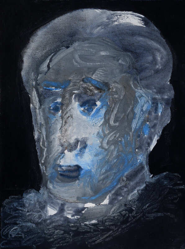 Le prince de Broglie (40x30cm)