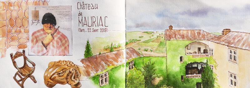 ChâteauMauriac