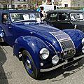 Allard type m drophead coupe-1949