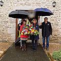 Commémoration du 8 mai à saint-gence