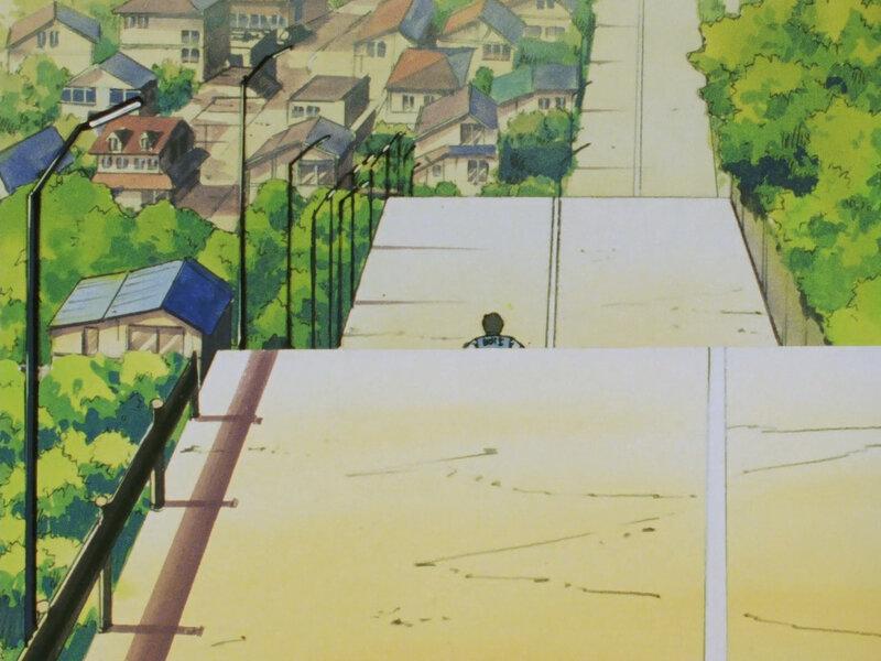 Canalblog Japon Anime Kimagure Orange Road Décors Ville Episode48 02