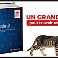 Code de l'animal 2018 - jean pierre marguenaud et jacques leroy - editions lexisnexis