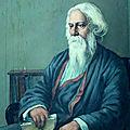 Rabindranath tagore / রবীন্দ্রনাথ ঠাকুর (1861 – 1941) : cygne (i – vi)