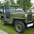 WILLYS Jeep CJ-3B Bad Teinach - Schmieh (1)