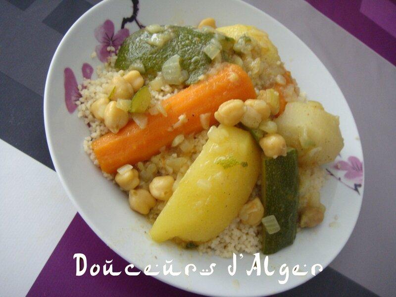 couscous algérien