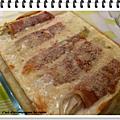 Endives braisés au jambon cru et au gorgonzola