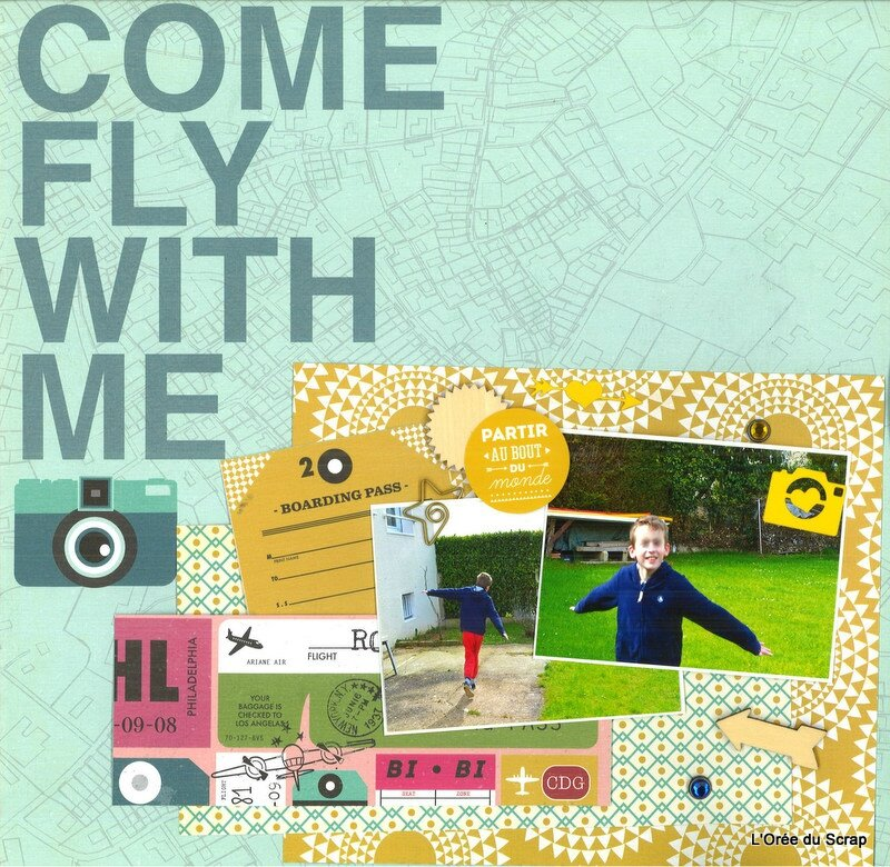 come fly with me scrap loreeduscrap blogorel