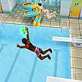 Les sims freeplay - loisir - plongeon -