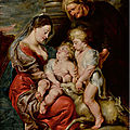 Sotheby's to offer newly rediscovered peter paul rubens masterwork