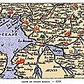 Voyage à l'origine du marais poitevin - dessèchement des marais aux xiie et xiiie siècles