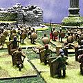 Kings of war historical, la reprise en solo