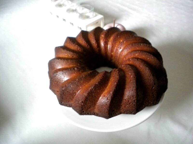 Gâteau au chocolat au lait et fève tonka 2