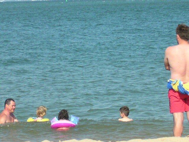 Ile d'Oléron #1 les petits poissons dans l'eau, nagent, nagent, nagent, ....