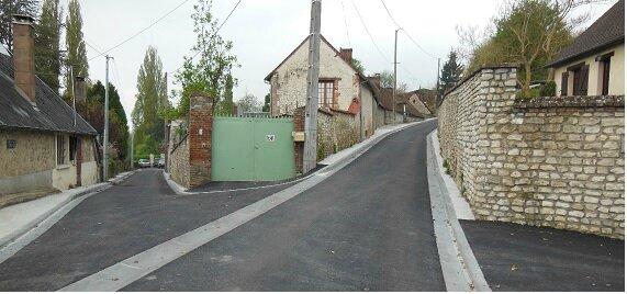 Rue de la Carrière