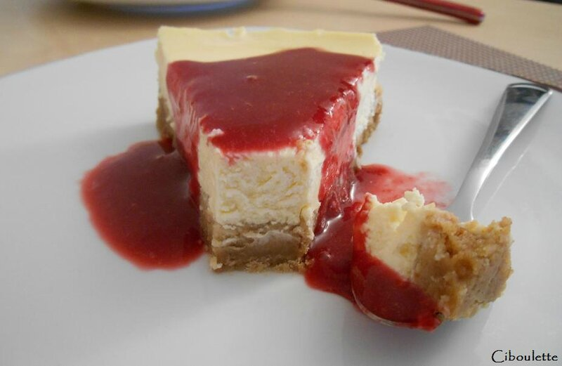 Cheesecake new-yorkais 2