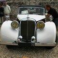 Alvis ta14 drophead coupé (1946-1950)