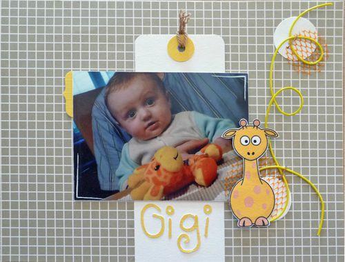 Gigi la girafe