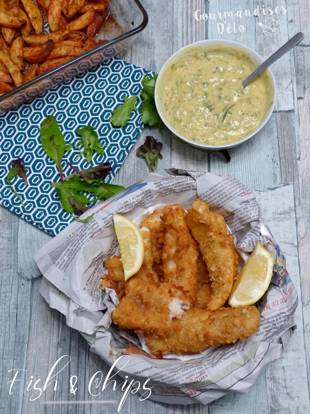 Fish & Chips de Jean François Piège