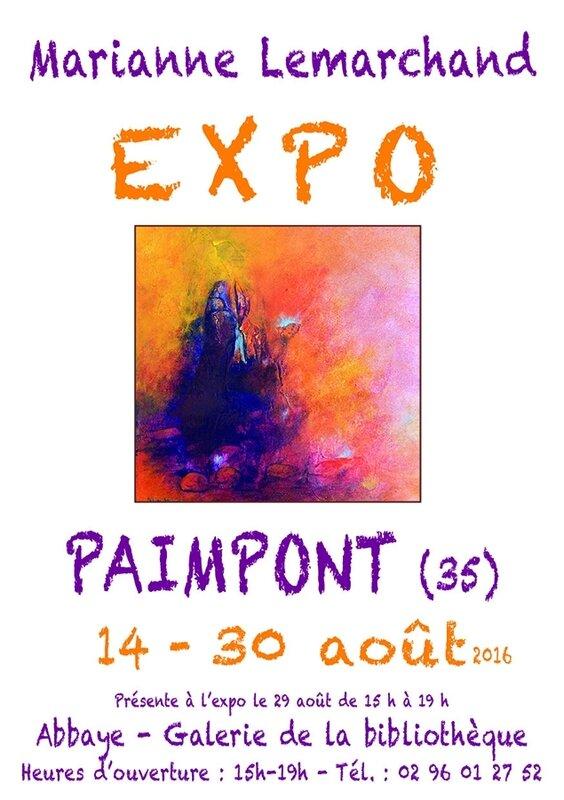 Expo Paimpontblog