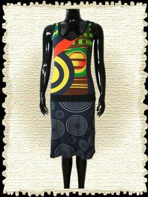 Robe Ovillo Collection - devant - taille S ou M ou L - 32€