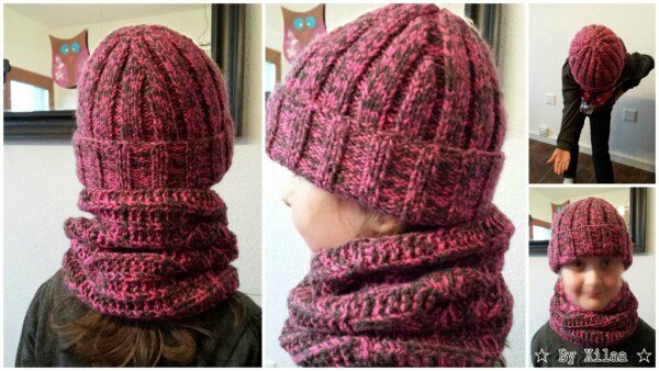 snood bonnet
