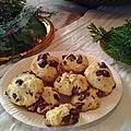 Cookies aux pétites de chocolat d'anne-ca & loulou