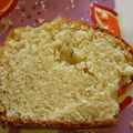 Cake aux amandes