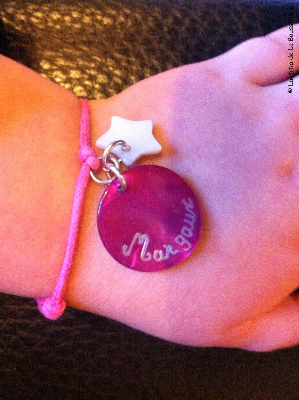 Le bracelet de Margaux