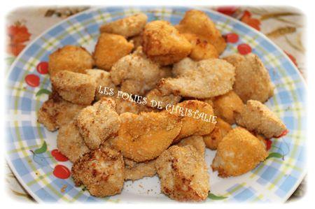 Nuggets de poulet 8