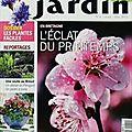 100 idées jardins - n°1 Avril-Mai 2012