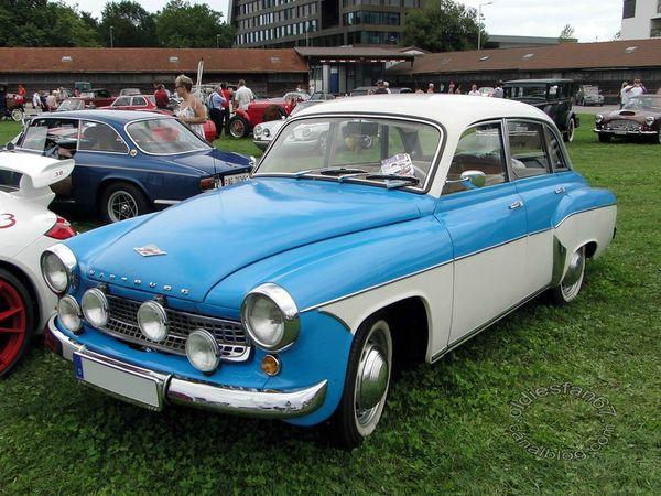 wartburg 311 1000 berline 1962 1966 a