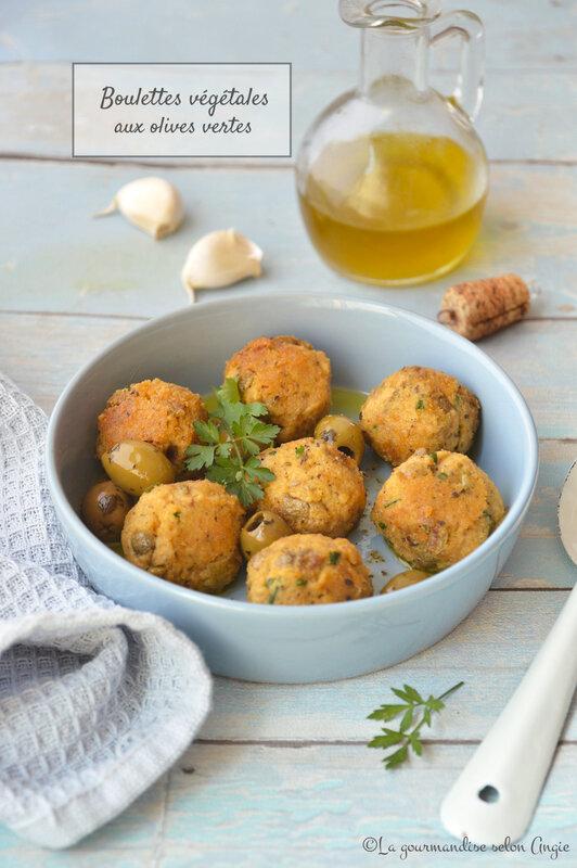 boulettes végétales de protéines de soja aux olives sans gluten (1)