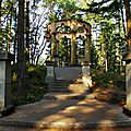 San Juan Island Roche Harbor the Mausoleum