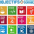 17 objectifs de développement durable à la base d'un projet pour couze et saint-front
