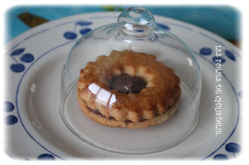Sablés Nantais chocolat 5