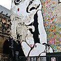 En ville ... un graffiti
