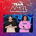 The voice kids, prime 7: demi-finale (team amel bent)