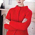 De très jolis modèles de tricots pour toute la famille