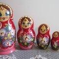 Découvrir... les poupées russes