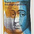 Spinoza, dans un état démocratique