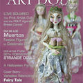 Art doll quarterly august sept oct 2008