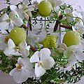 Voisinlieu pour tous : Véronique, art floral