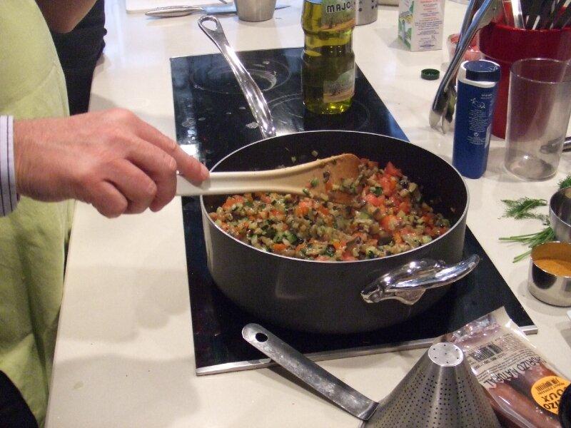 Cours de Cuisine - Initiation Gourmande - 10 juin 2010 024