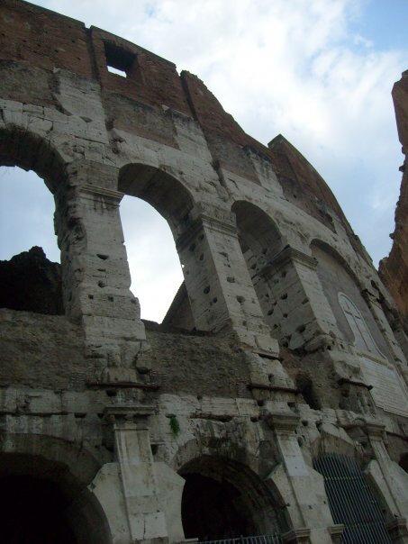 colisée rome septmbre 2009