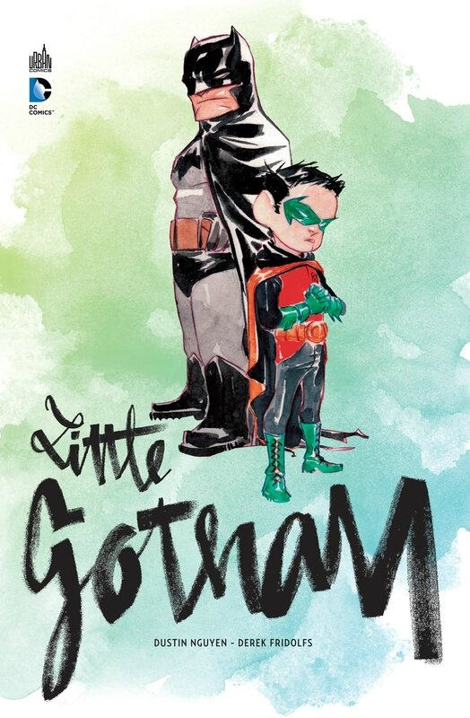 batman little gotham
