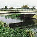Les britanniques font sauter les ponts sur la dives.
