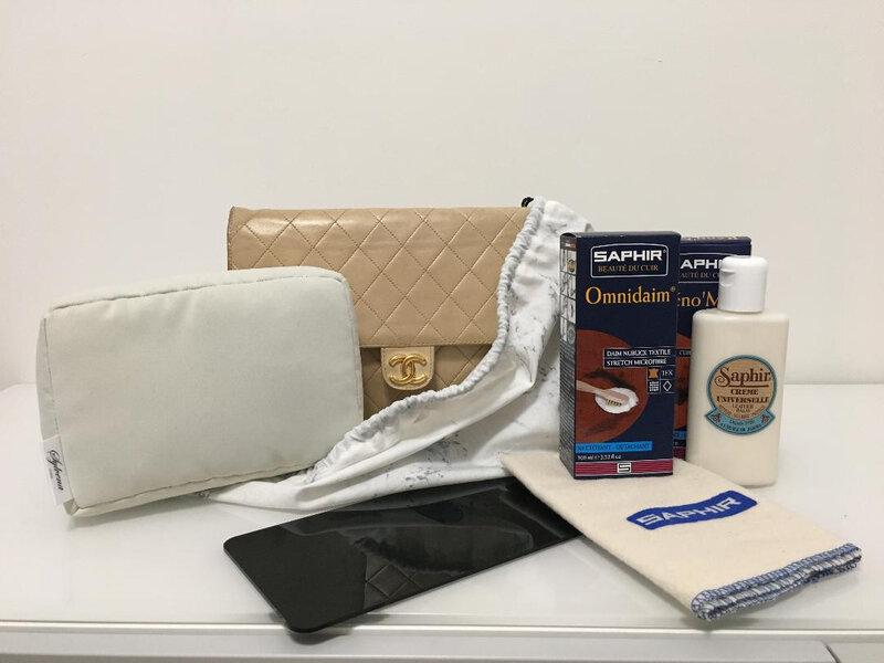 Comment bien conserver et entretenir nos sacs de luxe ?