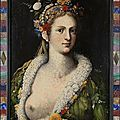 First public display of two magnificent paintings by arcimboldo opens at fundacion juan march